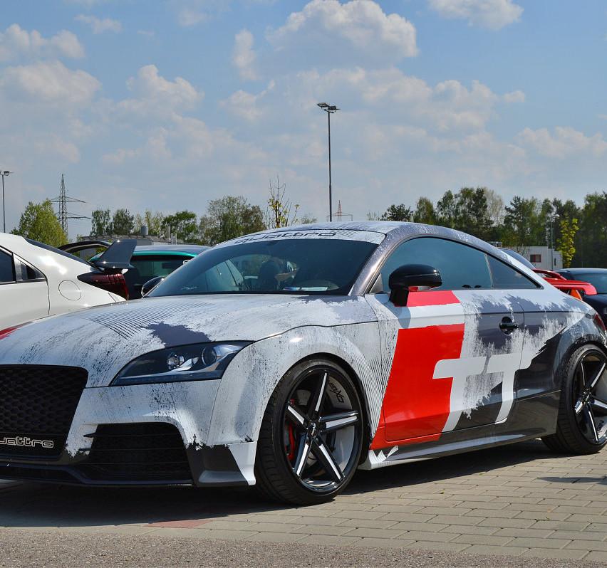 Bavarian Car Meeting Ingolstadt Saisonstart 2018 60