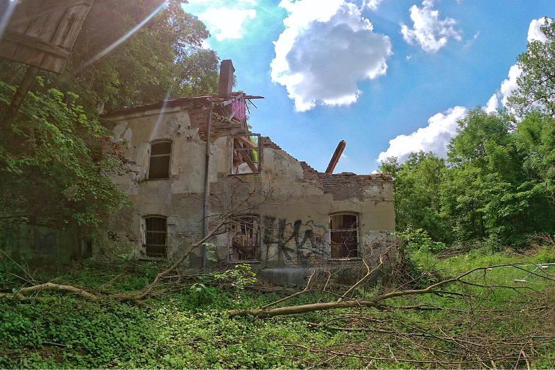 Verlassener Bauernhof Landshut 10