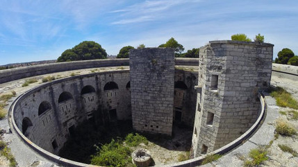 Fort San Giorgio Kroatien