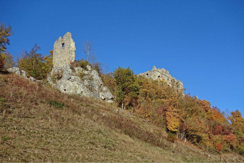 Burgruine Niederhaus 9