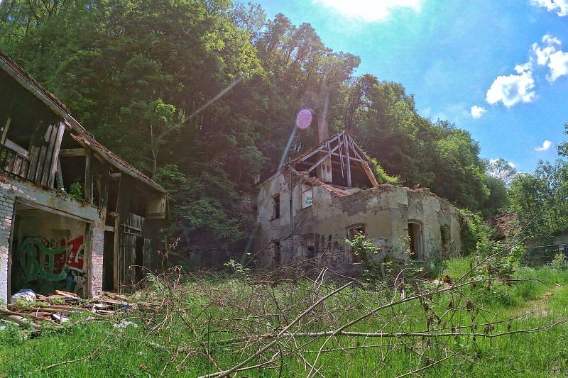 Verlassener Bauernhof Landshut 3