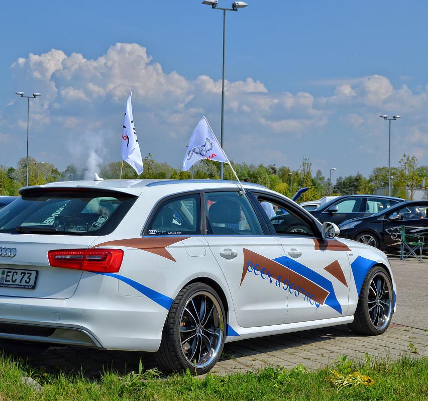 Bavarian Car Meeting Ingolstadt Saisonstart 2018 41