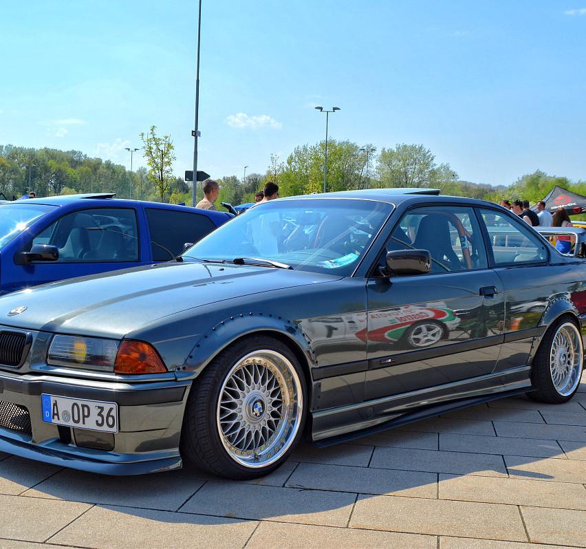 Bavarian Car Meeting Ingolstadt Saisonstart 2018 3