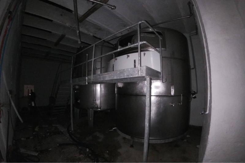 Verlassene Brauerei 14