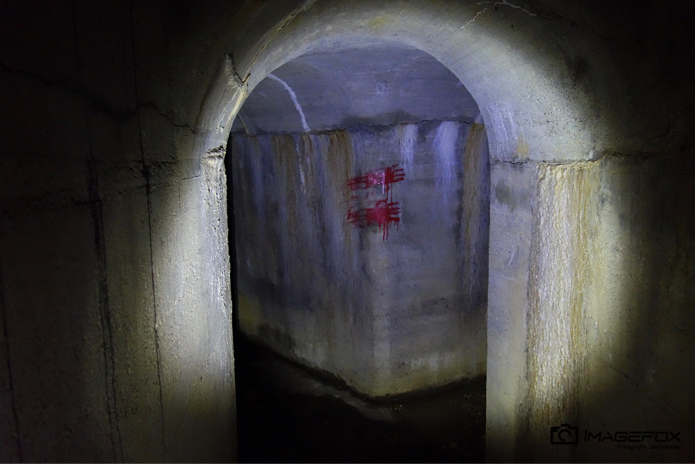 Abwassertunnel Lust Place