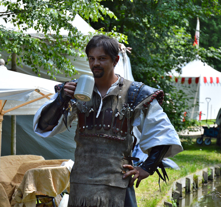 17 Mittelalterfest Sandizell