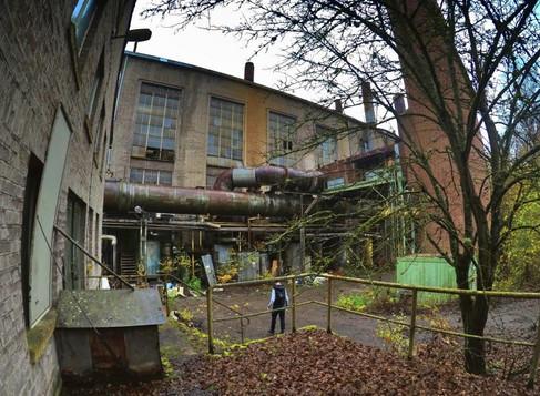 Lost Place - Verlassenes Stahlwerk