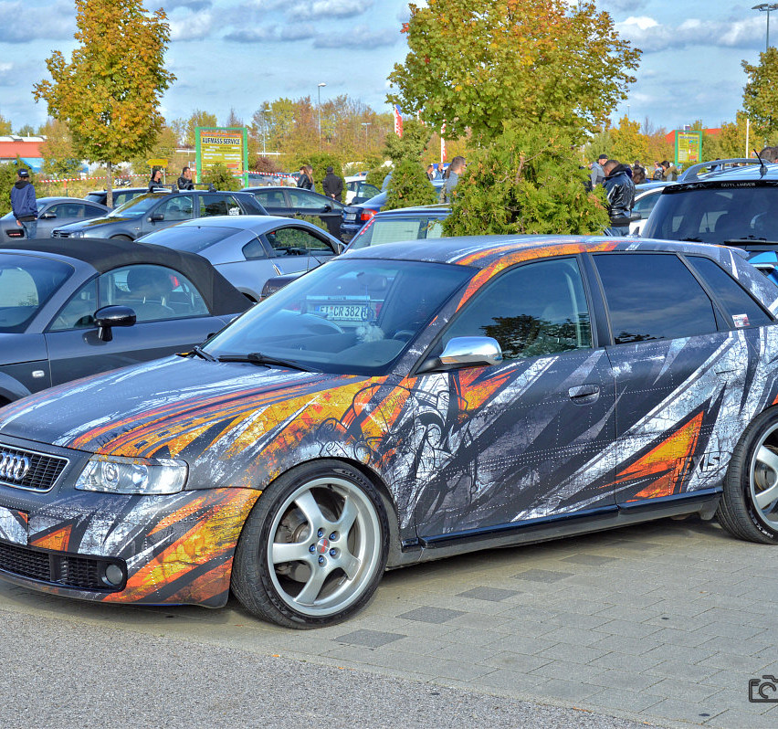 Fast and Furious Car Event Ingolstadt 2.