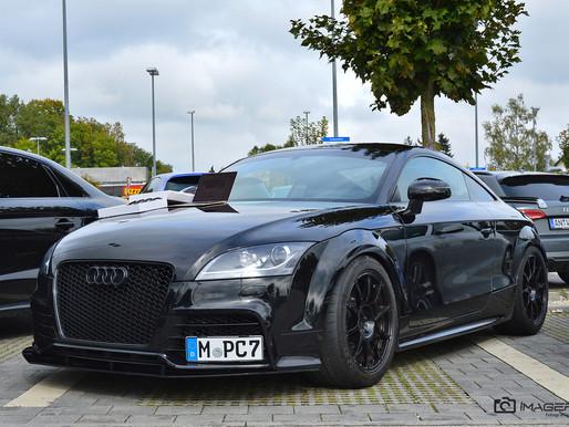 Audi Treffen Freising 2017