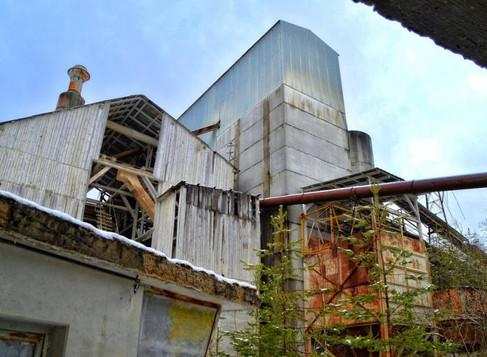 Lost Place Neumarkt Steinbruch