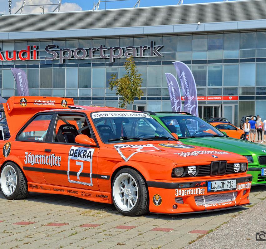Bavarian Car Meeting Ingolstadt 34