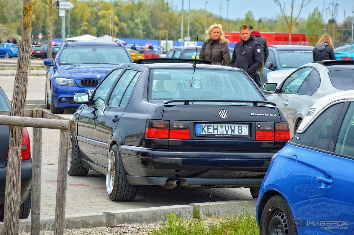 Bavarian Car Meeting 1