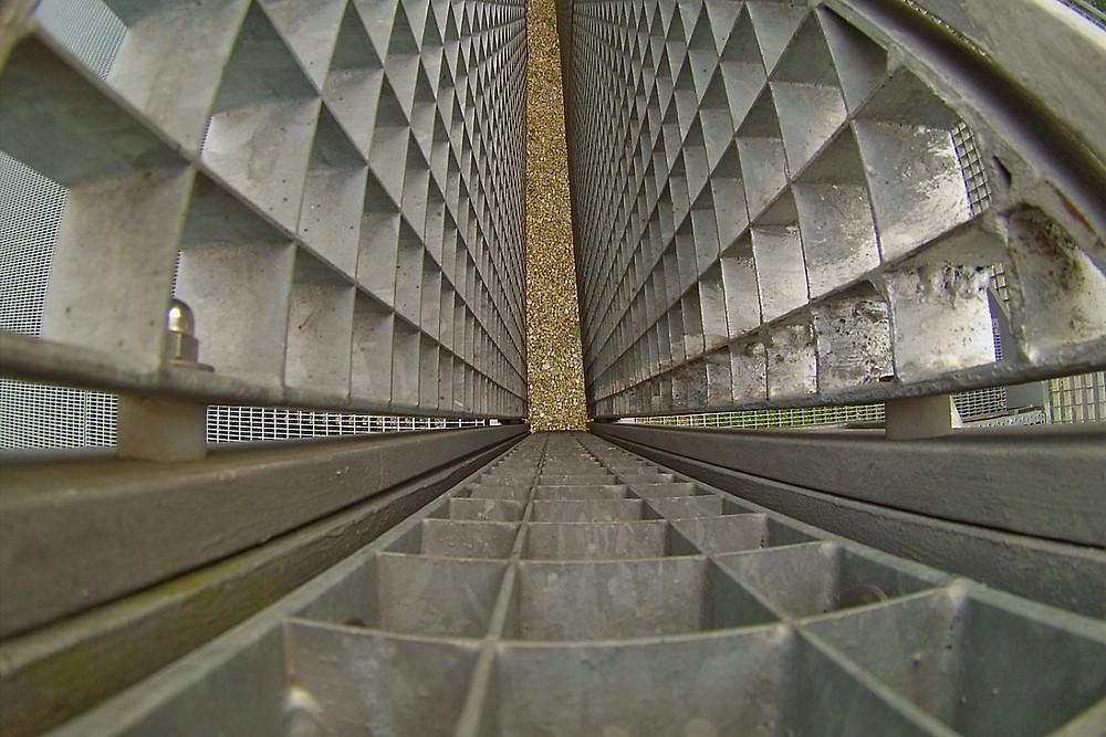 Treppengeländer Massiv