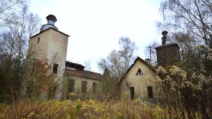 Altes Sägewerk Lost Place Münchsmünster