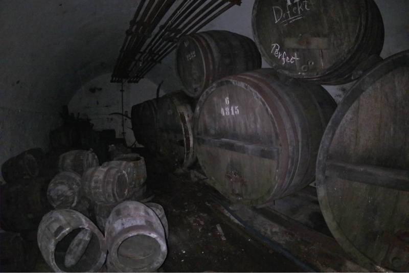 Verlassene Brauerei 17