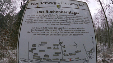 Das Buchenberglager Oberhausen