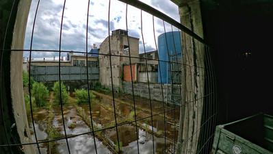 Lost Place - Verlassene Papierfabrik