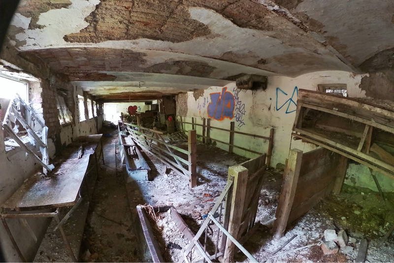 Verlassener Bauernhof Landshut 15