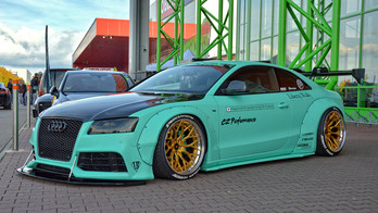 Fast and Furious Car Event Ingolstadt by Edition 1