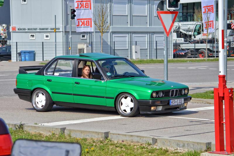 Bavaraian Car Meeting Saisonstart 22