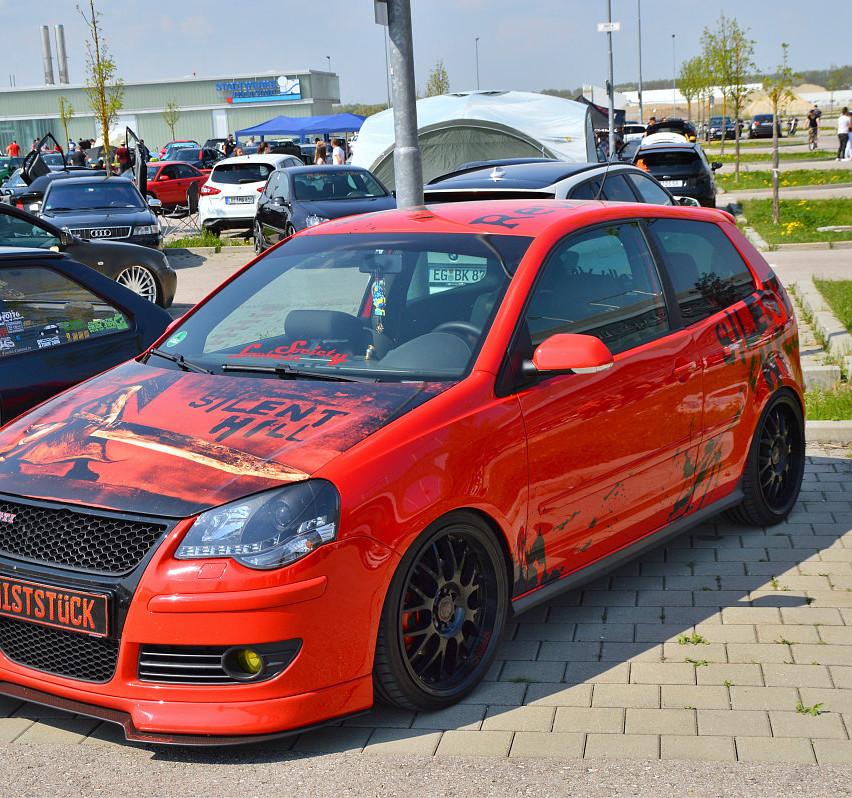 Bavarian Car Meeting Ingolstadt Saisonstart 2018 62