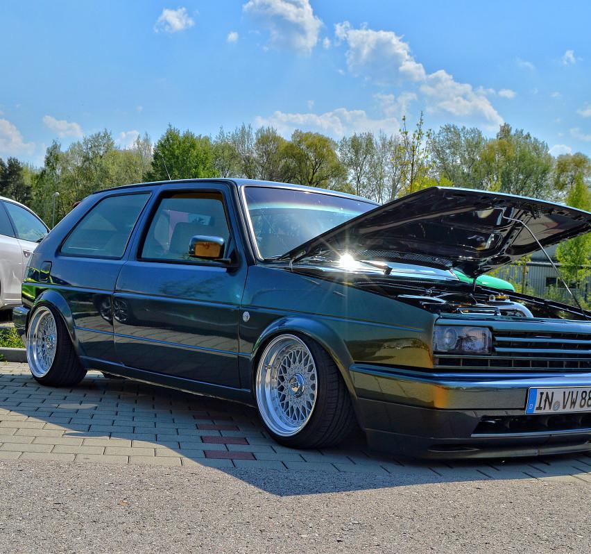 Bavarian Car Meeting Ingolstadt Saisonstart 2018 36