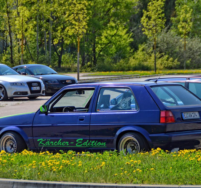 Bavarian Car Meeting Ingolstadt Saisonstart 2018 22