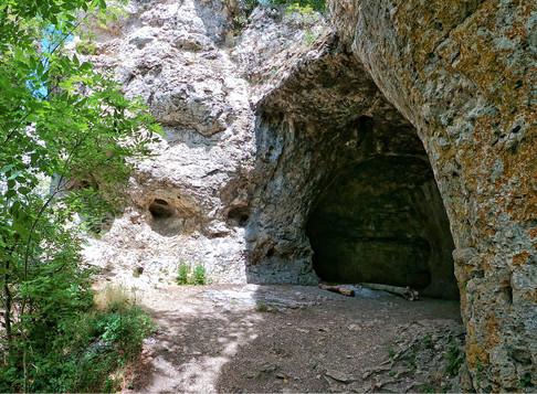 Hohler Fels bei Happurg