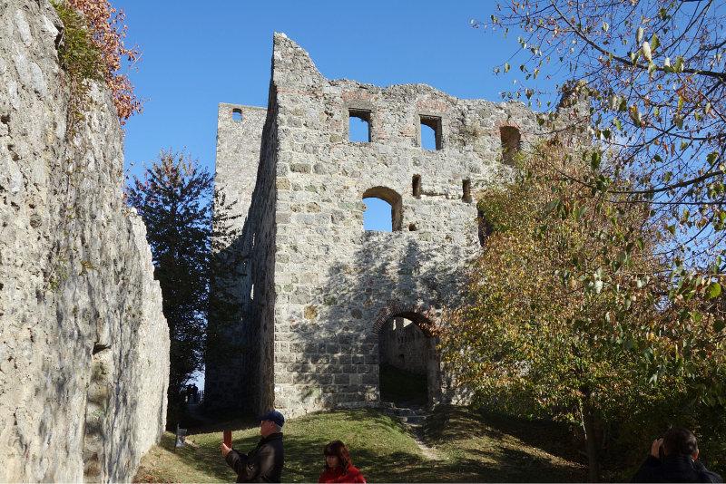 Burgruine Niederhaus 3
