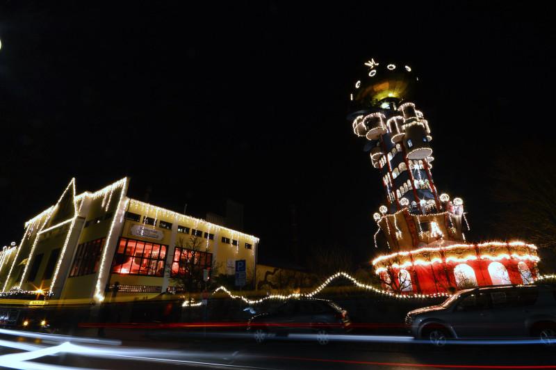 Kuchlbauer Turm Abensberg