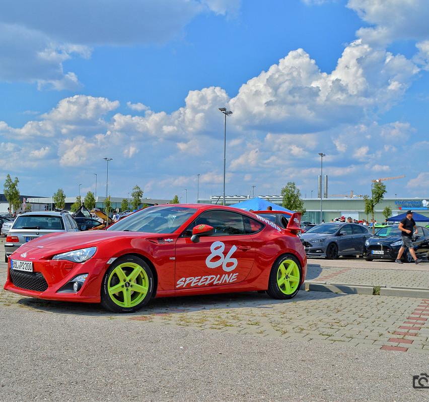 Bavarian Car Meeting Ingolstadt 28