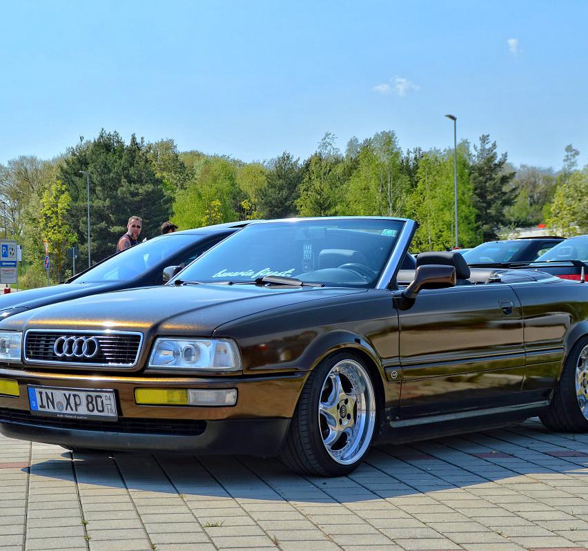 Bavarian Car Meeting Ingolstadt Saisonstart 2018 39