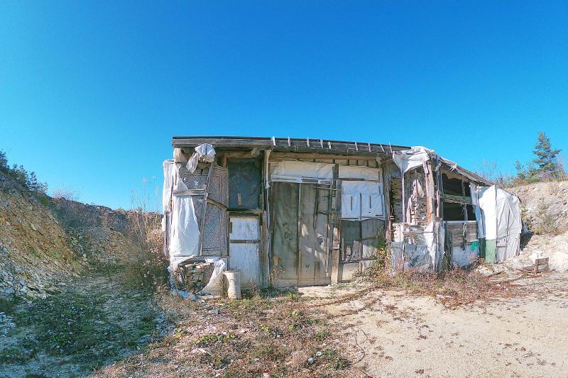 Lost Place Steinbruch