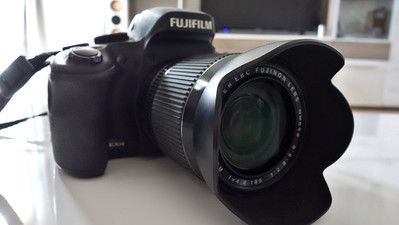 Fujifilm Finepix HS 50 EXR Testbericht