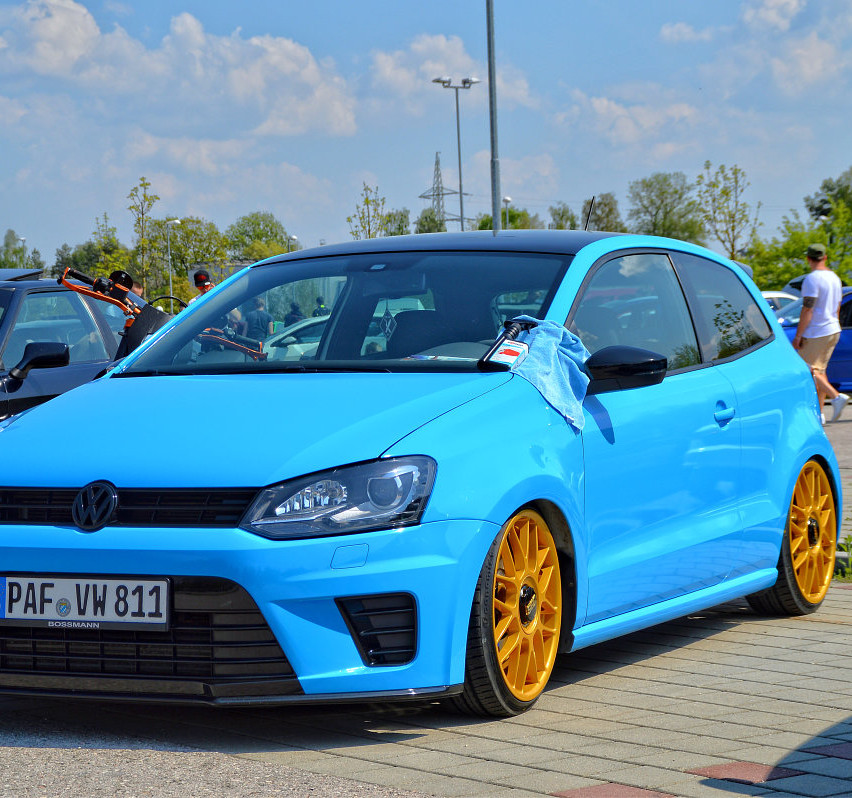 Bavarian Car Meeting Ingolstadt Saisonstart 2018 42