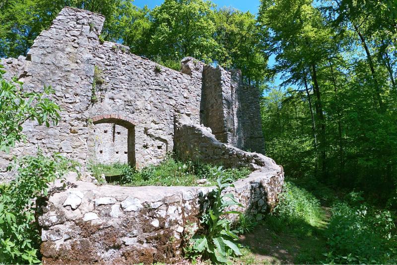 Uhlbergkapelle 8