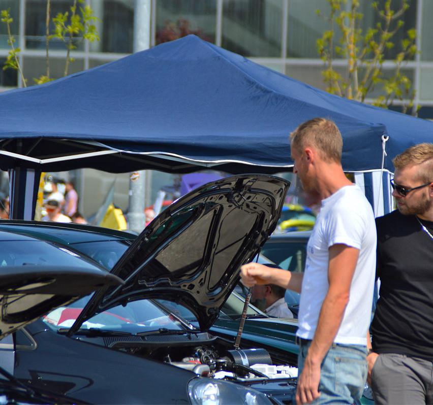 Bavarian Car Meeting Ingolstadt Saisonstart 2018 58