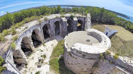 Tvrdava Grosso Lost Place Kroatien