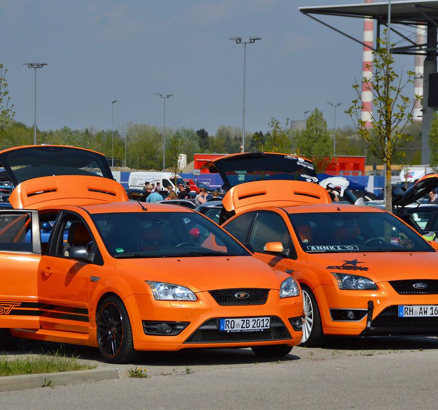 Bavarian Car Meeting Ingolstadt Saisonstart 2018 55