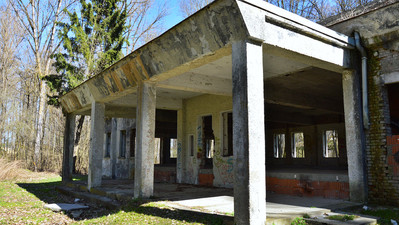Baar Ebenhausen Lost Place
