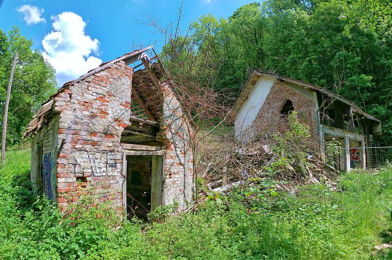 Verlassener Bauernhof Landshut 1