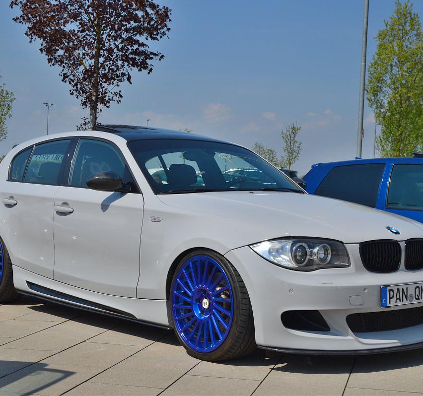 Bavarian Car Meeting Ingolstadt Saisonstart 2018 2