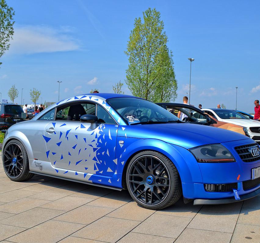 Bavarian Car Meeting Ingolstadt Saisonstart 2018 5