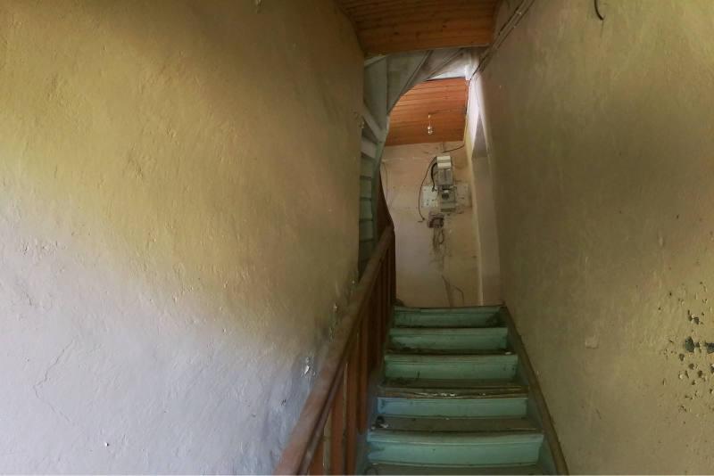 Verlassener Reiterhof bei Ngb 4