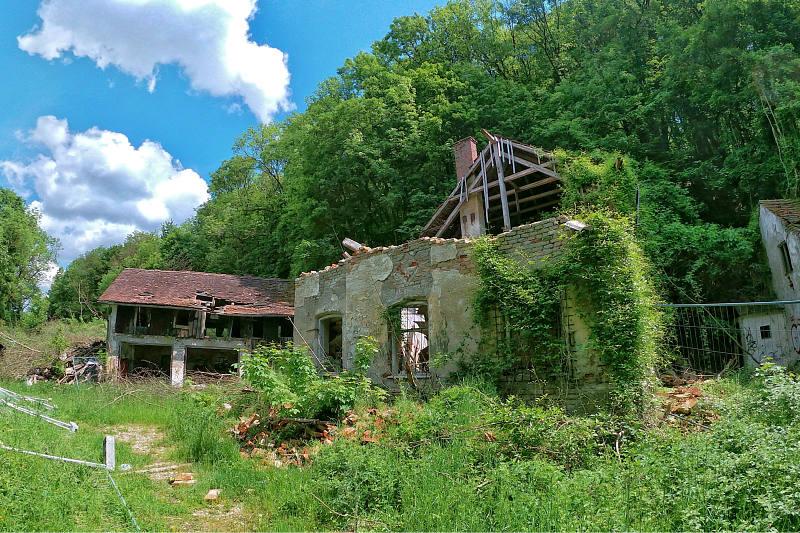 Verlassener Bauernhof Landshut 11