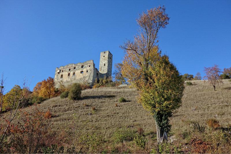 Burgruine Niederhaus 10