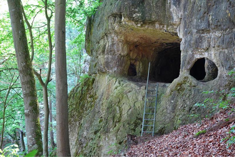 Felsentorhöhle