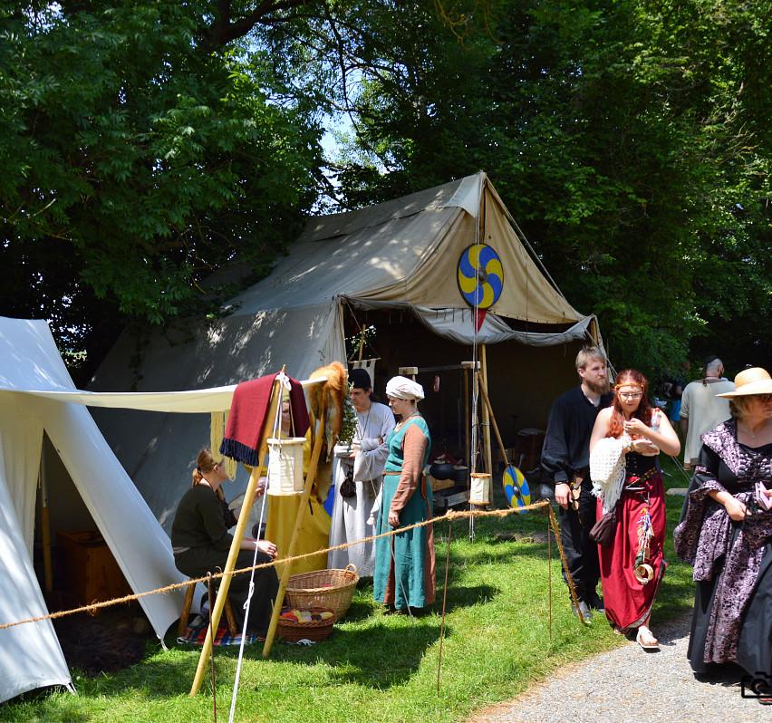 10 Mittelalterfest Sandizell