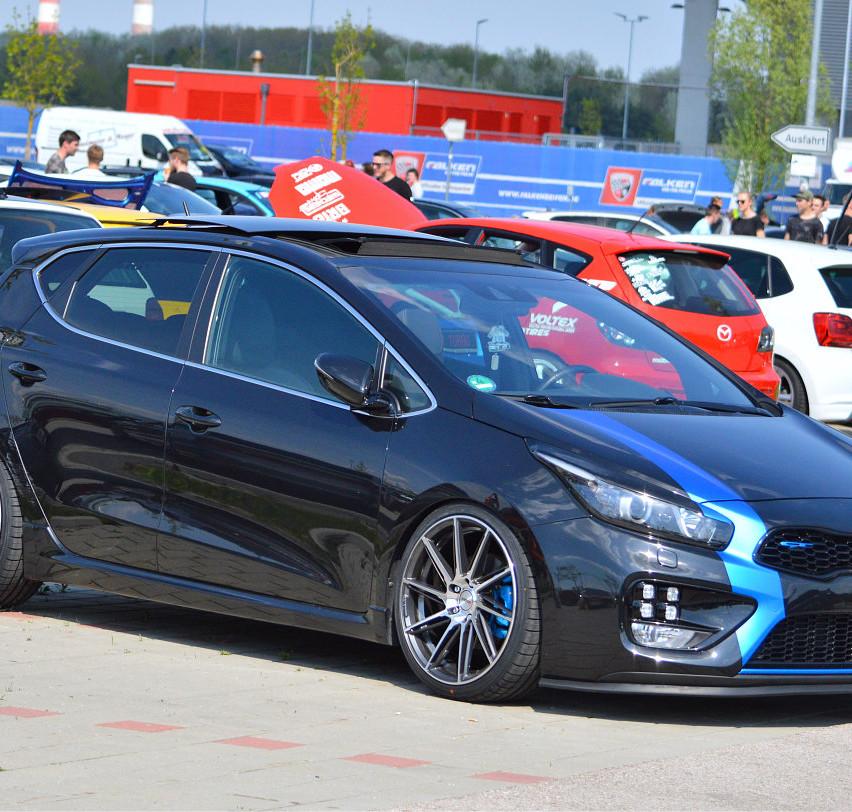 Bavarian Car Meeting Ingolstadt Saisonstart 2018 81