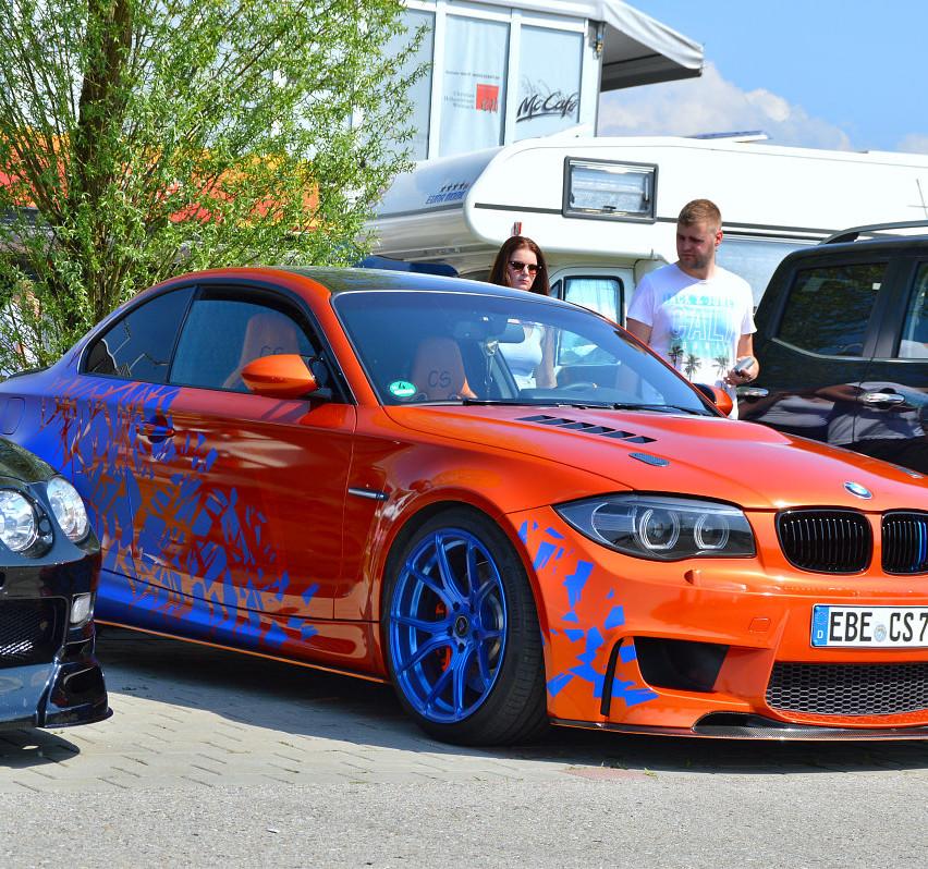 Bavarian Car Meeting Ingolstadt Saisonstart 2018 48